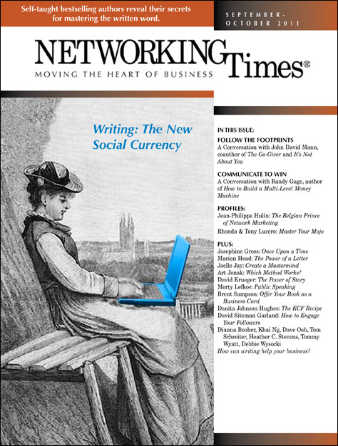 Writing: The New Social Currency